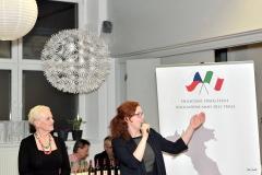 Hanka prezentace Italský večer